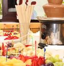 Fantana cu fructe si ciocolata Family