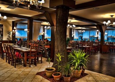 Trattoria restaurant