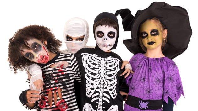 Picturile Pe Fațã Pentru Copii Tot Ce Trebuie Sã știi De Halloween