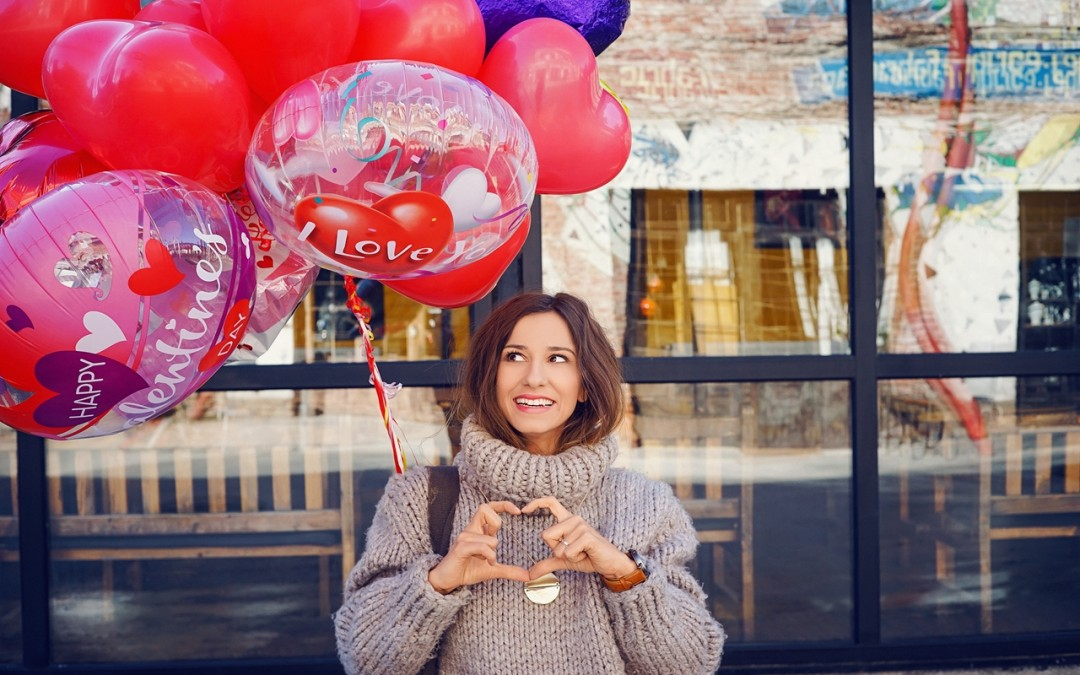 Buchetul de baloane, alternativa originală la buchetele de flori de Valentine's Day și Dragobete!