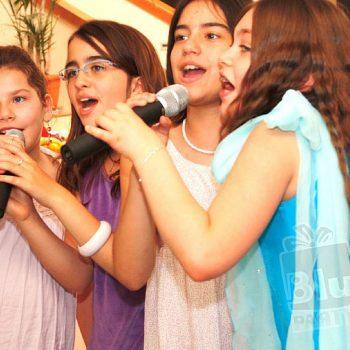 muzica karaoke petrecere copii