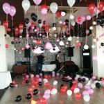 Ploaie si Decoratiuni de baloane