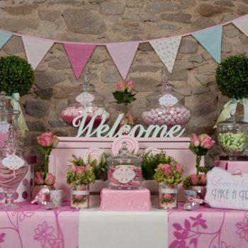 candy bar nunta decoratiuni