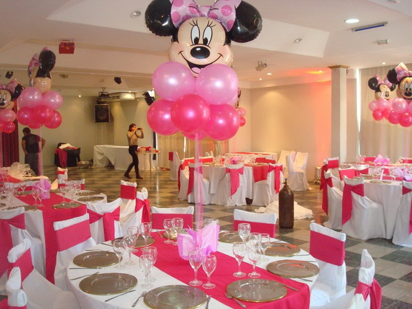 petrecere botez tematica mickey mouse