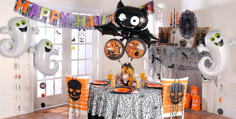 decor-tematic-baloane-halloween