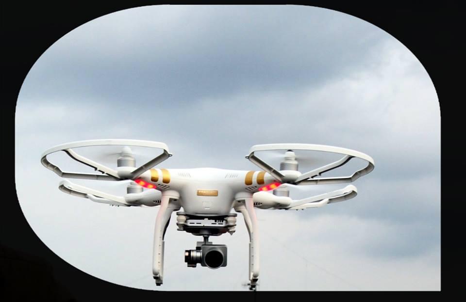 drona fotografii filmare petrecere