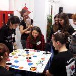Ateliere de jocuri traditionale coreene