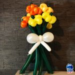 Buchete de flori din baloane