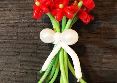 bluparty baloane din flori