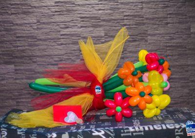 bluparty flori din baloane