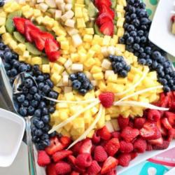 Platou-de-fructe-pentru-copii-Paste-BluParty