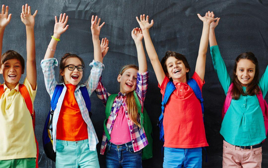Idei de activități și surprize pentru copiii în prima zi de grădiniță sau de școală: Cum pot sărbători copiii începutul de an școlar într-un mod unic