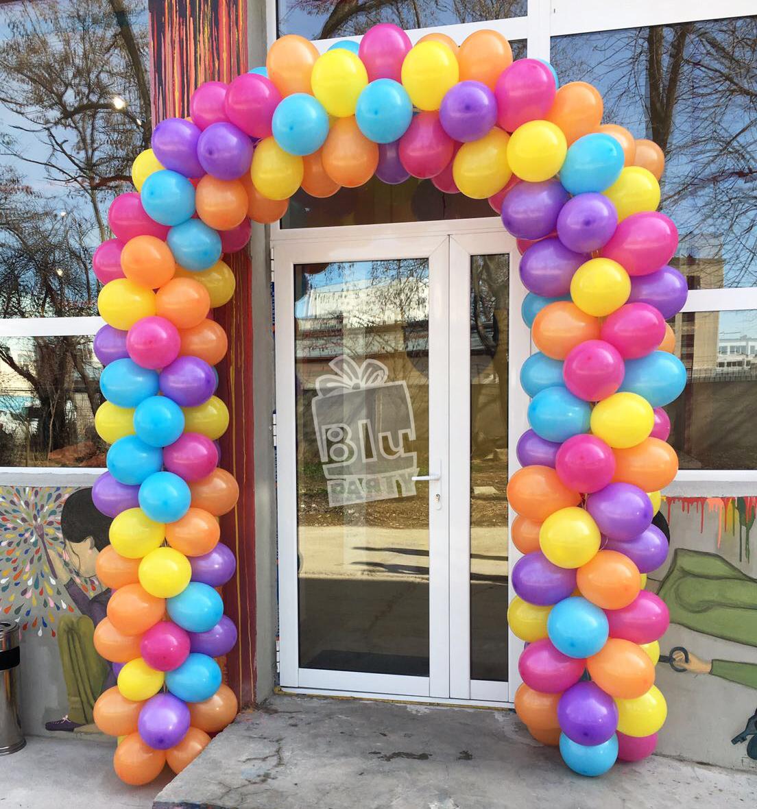 arcada-din-baloane-colorate-bluparty-deschidere-an-scolar