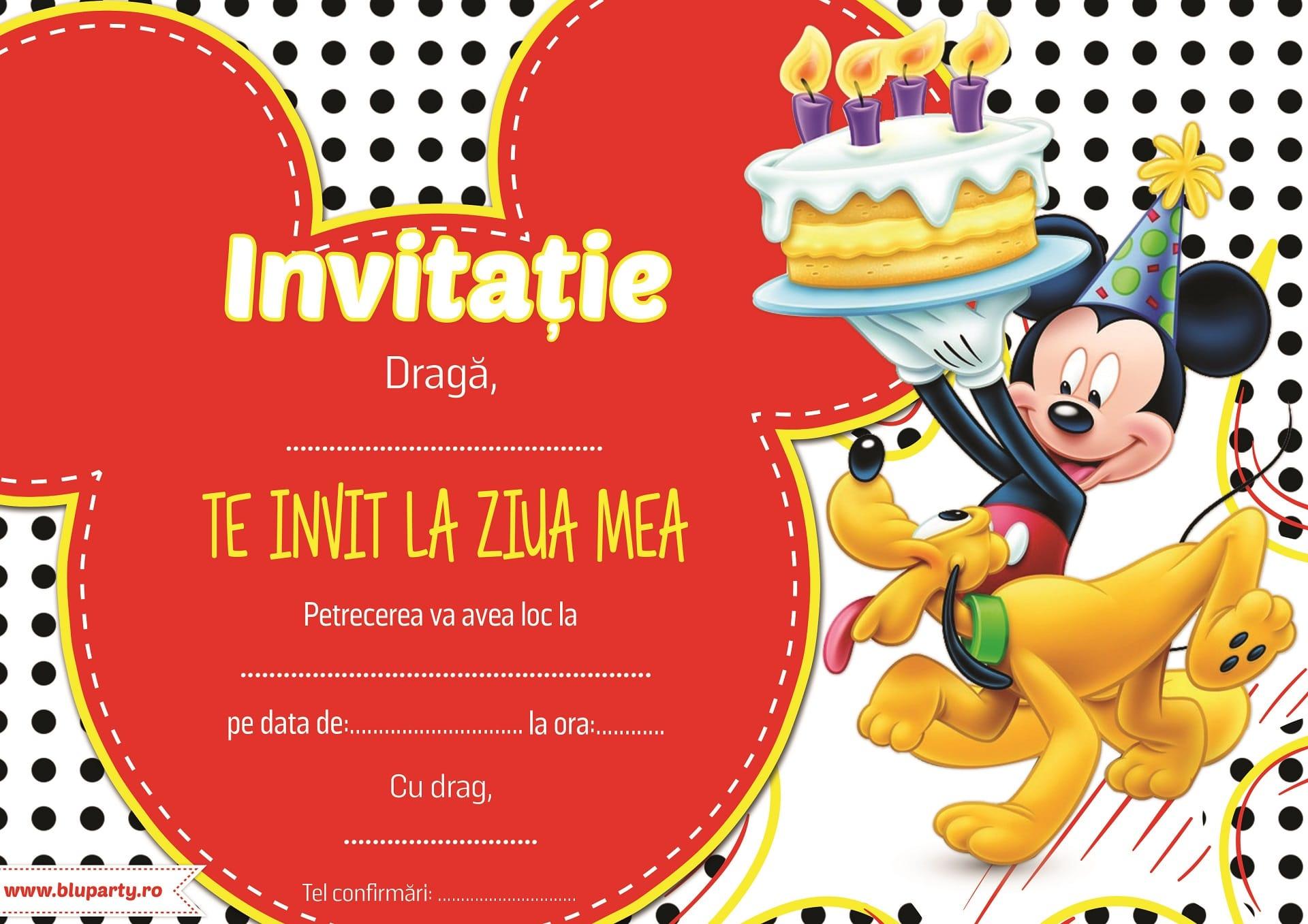 Invitatii pentru petreceri de copii resurse de petreceri.