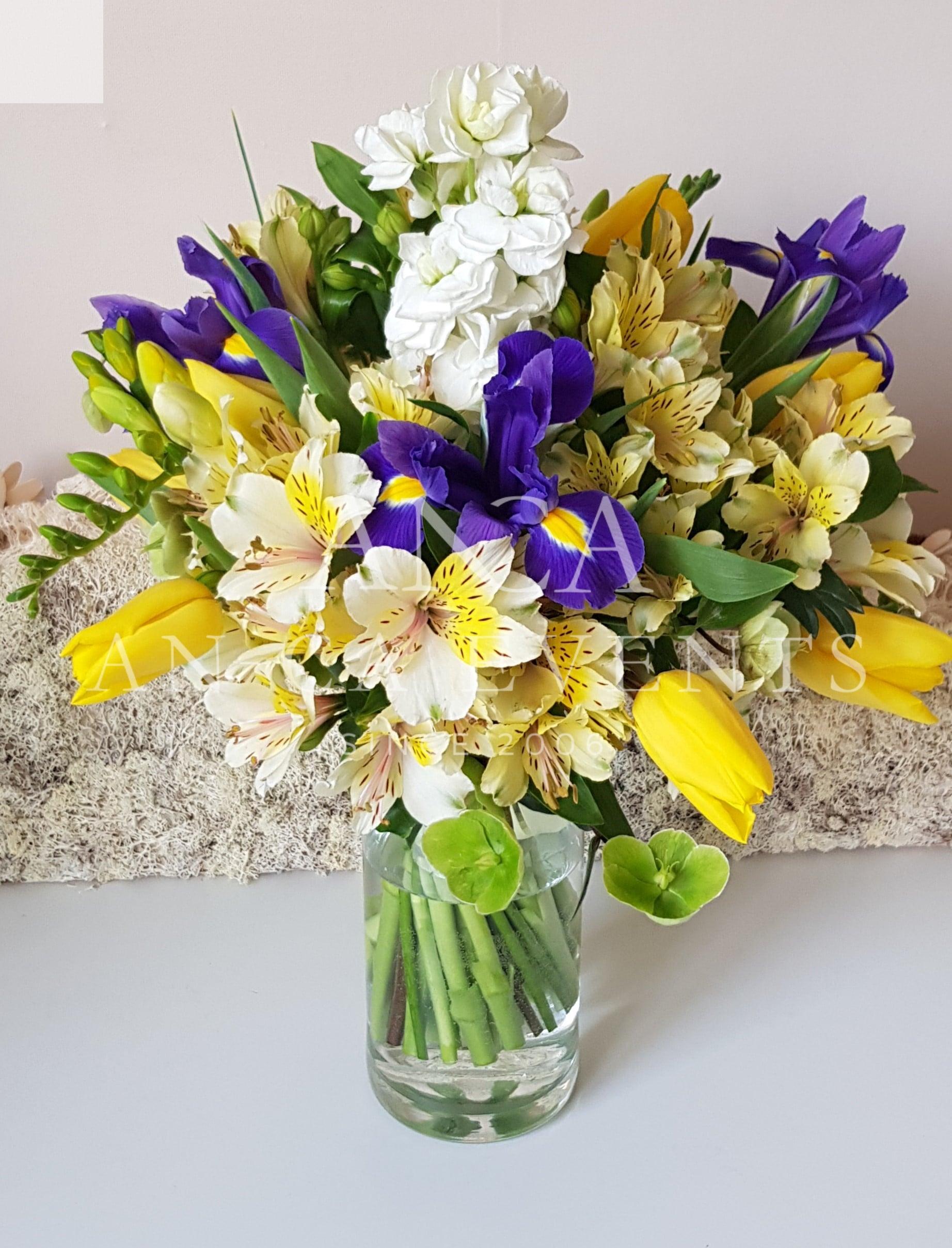 Aranjamente Florale Pentru Botez Bluparty