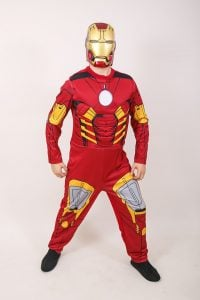 banchet cu supereroi iron man