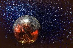 banchet cu tematica disco