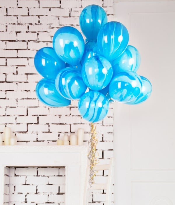 buchete de baloane curs festiv
