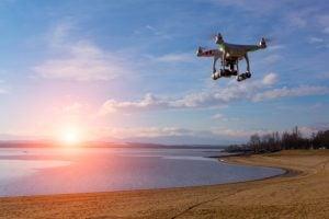 filmare si poze cu drona pentru banchet