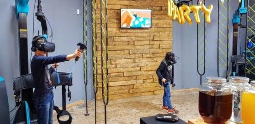 virtual reality la banchet