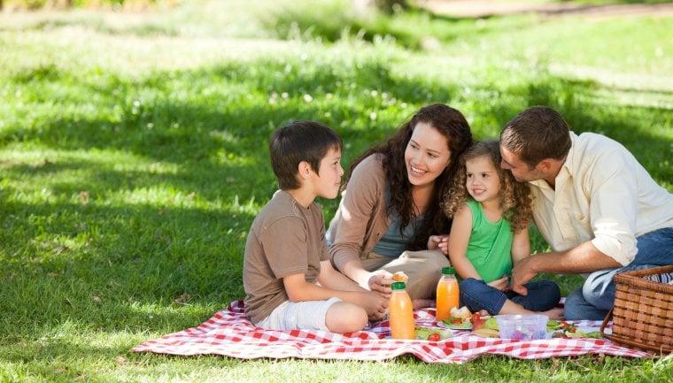 picnic ziua copilului