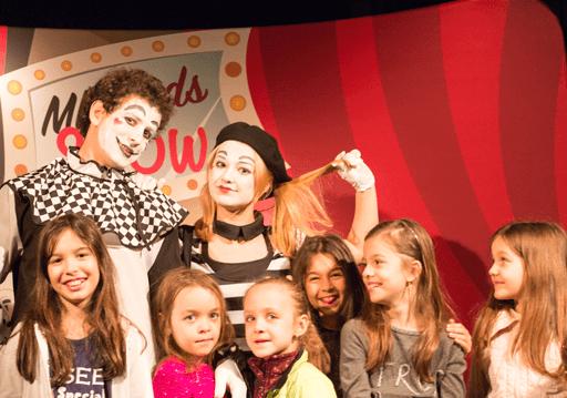 spectacol de teatru pentru copii 1 iunie