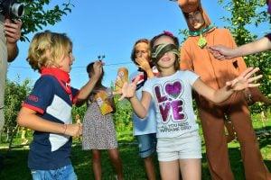 petrecere tematica copii