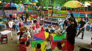 idei activitati party copii