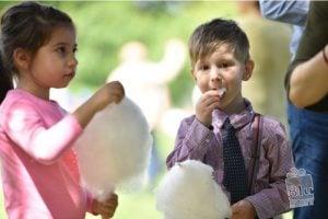 activitati petreceri aer liber copii